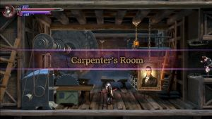 Carpenter's Room | Bloodstained Ritual of The Night Wiki
