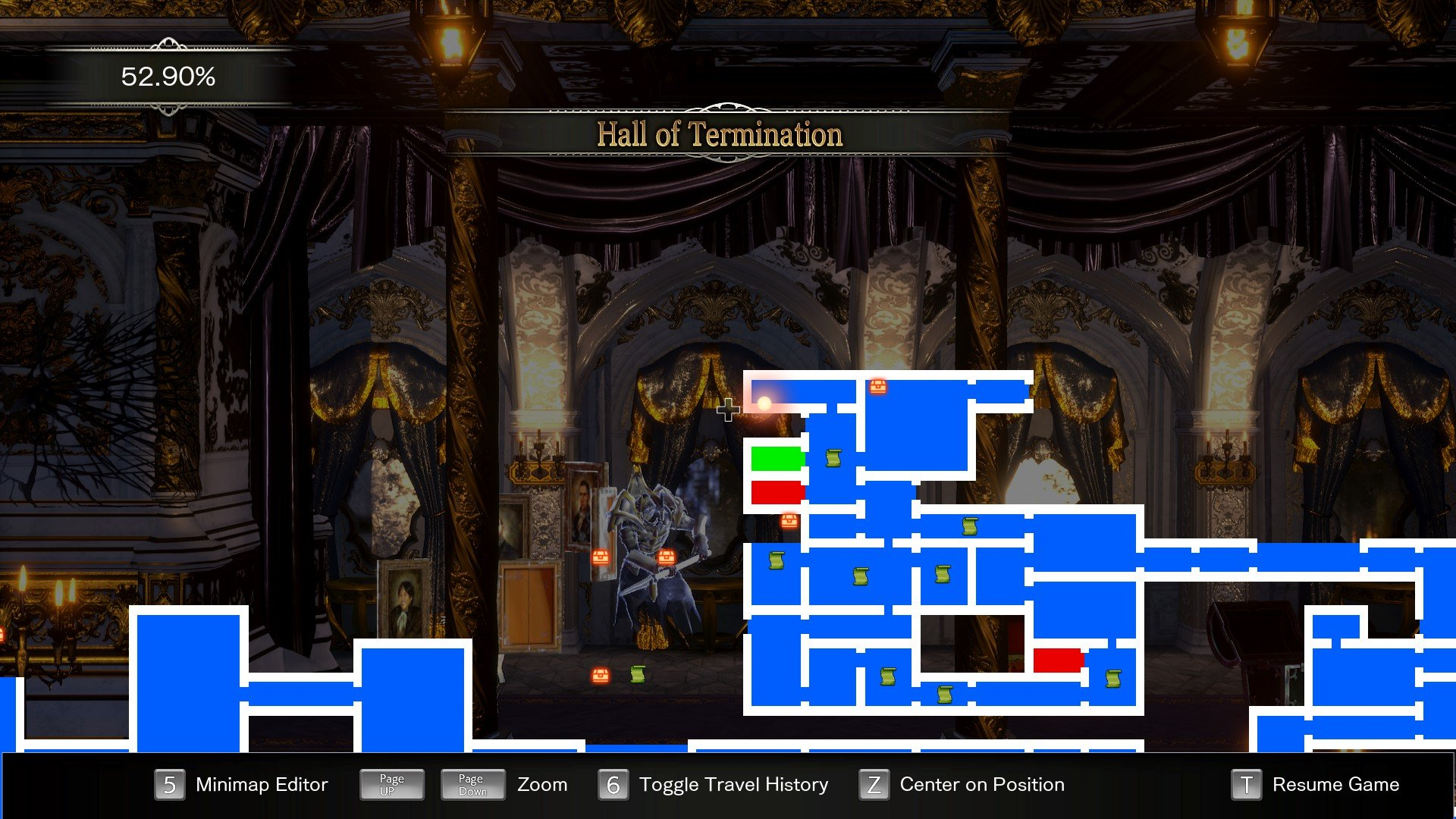 Gram   Bloodstained Ritual of The Night Wiki